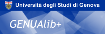 logo: genualib Plus